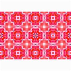 Cute Pretty Elegant Pattern Collage 12  X 18