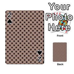 Cute Pretty Elegant Pattern Playing Cards 54 Designs  by creativemom