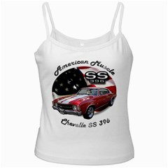 Chevy Chevelle SS 396 Ladies Camisole by BlueRidgeArtisans