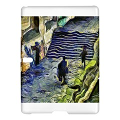 Banks Of The Seine Kpa Samsung Galaxy Tab S (10 5 ) Hardshell Case