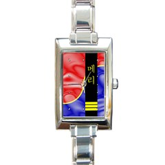 Watch-Mary Rectangular Italian Charm Watch by TheDean