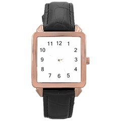 Atomic Structure Rose Gold Watches by ScienceGeek