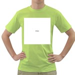 Colour Fields Green T-Shirt
