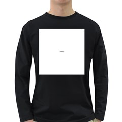 Colour Fields Long Sleeve Dark T Shirts by theimagezone
