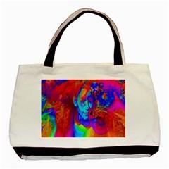 Brainstorm Basic Tote Bag  by icarusismartdesigns