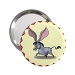 Big ears 2.25  Handbag Mirror