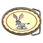 Big ears Belt Buckle