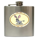 Big ears Hip Flask (6 oz)