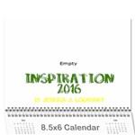 CALENDAR2016 - Wall Calendar 8.5  x 6