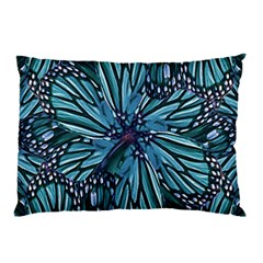 Modern Floral Collage Pattern Pillow Cases (Two Sides)
