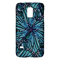 Modern Floral Collage Pattern Galaxy S5 Mini by dflcprints