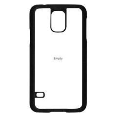 3 Kinds Of People Samsung Galaxy S5 Case (Black) by theimagezone