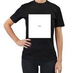 Women s T-Shirt (Black)