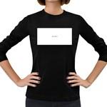 Women s Long Sleeve Dark T-Shirt