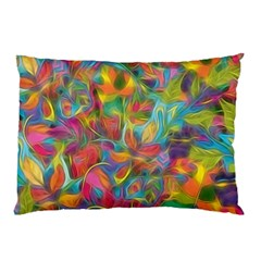 Colorful Autumn Pillow Cases (two Sides) by KirstenStar