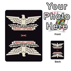 Gtr2 By Kolby Reddish   Multi Purpose Cards (rectangle)   Dj7hc14ernqg   Www Artscow Com Back 13