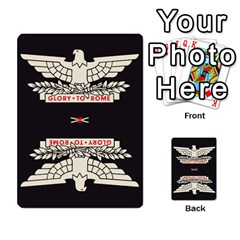 Gtr2 By Kolby Reddish   Multi Purpose Cards (rectangle)   Dj7hc14ernqg   Www Artscow Com Back 25