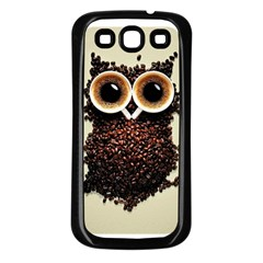 5s  Samsung Galaxy S3 Back Case (Black) by Willy66