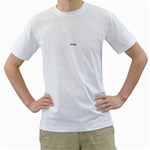 Camisa estampado plumas - Men s T-Shirt (White)