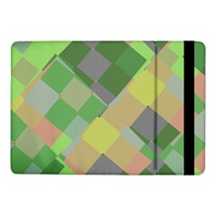 Squares And Other Shapessamsung Galaxy Tab Pro 10 1  Flip Case by LalyLauraFLM