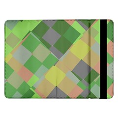 Squares And Other Shapessamsung Galaxy Tab Pro 12 2  Flip Case by LalyLauraFLM