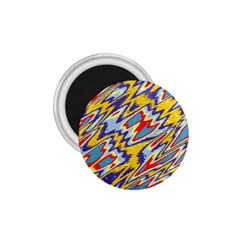 Colorful Chaos 1 75  Magnet by LalyLauraFLM
