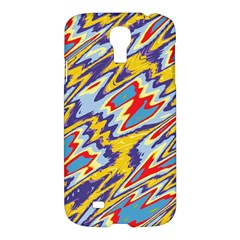 Colorful Chaos Samsung Galaxy S4 I9500/i9505 Hardshell Case by LalyLauraFLM