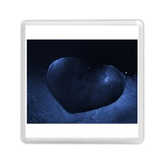 Blue Heart Collection Memory Card Reader (square)  by timelessartoncanvas