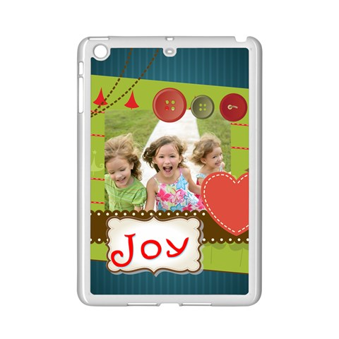 Xmas By Xmas   Apple Ipad Mini 2 Case (white)   At1b6fdvc60y   Www Artscow Com Front
