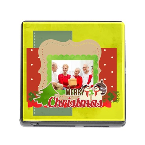 Xmas By Xmas   Memory Card Reader (square)   Sncvx573g3tx   Www Artscow Com Front