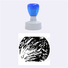The Looking Glas Rubber Round Stamps (medium) by timelessartoncanvas