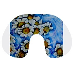 Floating On Air Travel Neck Pillows by timelessartoncanvas