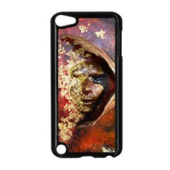 Red Mask Apple iPod Touch 5 Case (Black) by timelessartoncanvas