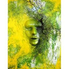 Green Mask Magic Photo Cubes
