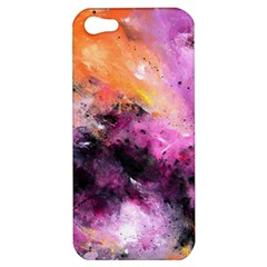 Nebula Apple Iphone 5 Hardshell Case by timelessartoncanvas