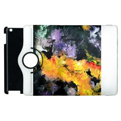 Space Odessy Apple Ipad 2 Flip 360 Case by timelessartoncanvas