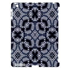 Futuristic Geometric Print  Apple Ipad 3/4 Hardshell Case (compatible With Smart Cover) by dflcprints
