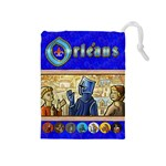 Orléans - Player Blue - Drawstring Pouch (Medium)