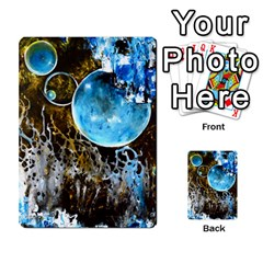 Space Horses Multi Purpose Cards (rectangle)  by timelessartoncanvas