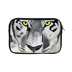 The Eye Of The Tiger Apple iPad Mini Zipper Cases by timelessartoncanvas