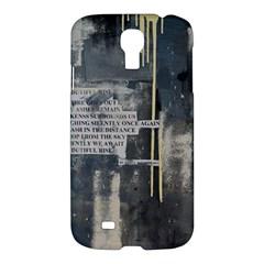 The Dutiful Rise Samsung Galaxy S4 I9500/i9505 Hardshell Case by timelessartoncanvas