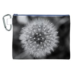 Modern Daffodil Seed Bloom Canvas Cosmetic Bag (XXL)  by timelessartoncanvas