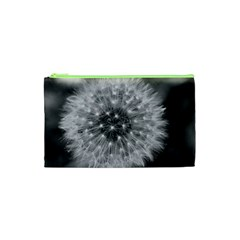 Modern Daffodil Seed Bloom Cosmetic Bag (xs) by timelessartoncanvas