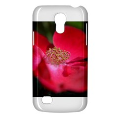 Bright Red Rose Galaxy S4 Mini by timelessartoncanvas