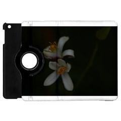 Lemon Blossom Apple Ipad Mini Flip 360 Case by timelessartoncanvas