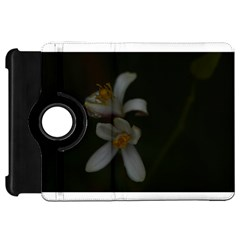 Lemon Blossom Kindle Fire Hd Flip 360 Case by timelessartoncanvas