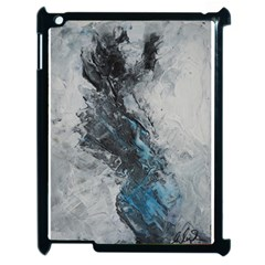 Ghostly Fog Apple Ipad 2 Case (black) by timelessartoncanvas