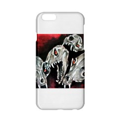 Halloween Skulls No  3 Apple Iphone 6 Hardshell Case by timelessartoncanvas
