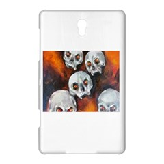 Halloween Skulls No. 4 Samsung Galaxy Tab S (8.4 ) Hardshell Case  by timelessartoncanvas