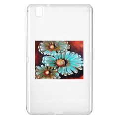 Fall Flowers No  2 Samsung Galaxy Tab Pro 8 4 Hardshell Case by timelessartoncanvas